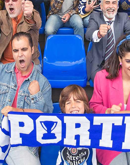 Campaña Abonos 2016 / 17 RC Deportivo