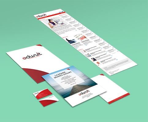 Aplicaciones papelería Edusuit