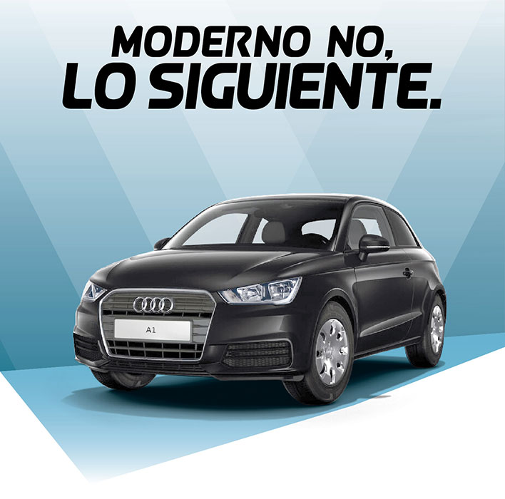 Propuesta promo Audi