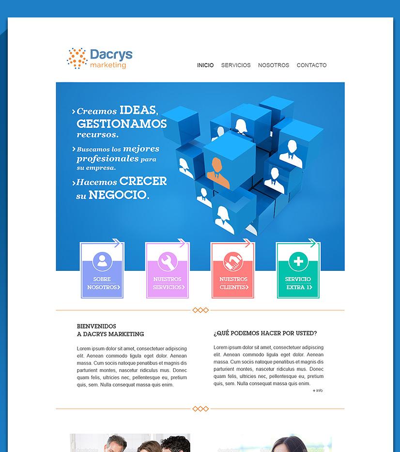 Web Dacrys
