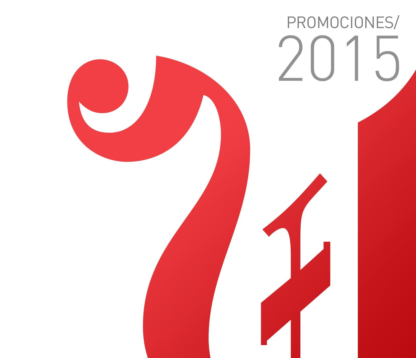 Promociones La Voz de Galicia 2015