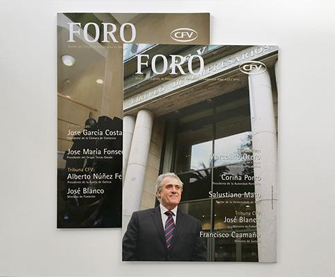 Revista Círculo Empresarios Galicia